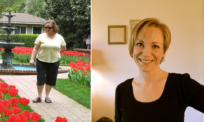 I lost 70 pounds! See my before and after weight loss pictures, and read amazing weight loss success stories from real women and their best weight loss diet plans and programs. Motivation to lose weight with walking and inspiration from before and after weightloss pics and photos.