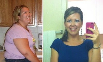 Vegan Diet Helps Sarah Lose An Amazing 91 Pounds