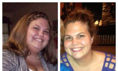 I Lost 100 pounds With Support From Strangers