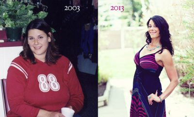 Real Weight Loss Success Stories: I Lost An Amazing 160 Pounds And Reclaimed My Life