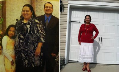 Weight Loss Success Stories: Bessie Drops 73 Pounds On Her Incredible Weight Loss Journey