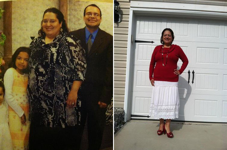 Bessie lost 73 pounds! See my before and after weight loss pictures, and read amazing weight loss success stories from real women and their best weight loss diet plans and programs. Motivation to lose weight with walking and inspiration from before and after weightloss pics and photos.