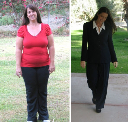 I lost 57 pounds! See my before and after weight loss pictures, and read amazing weight loss success stories from real women and their best weight loss diet plans and programs. Motivation to lose weight with walking and inspiration from before and after weightloss pics and photos.