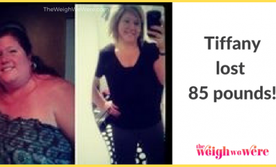 Tiffany Lost 85 Pounds