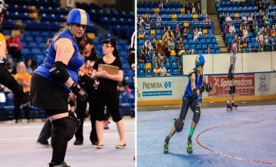Weight Loss Before and After: I Lost 80 Pounds And Got Healthy With Roller Derby