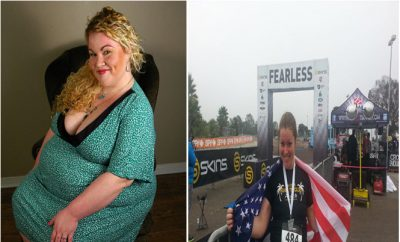 From Self-Defeat to Triathlete