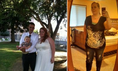 Weight Loss Before and After: I Took Back My Life And Dropped 40 Pounds
