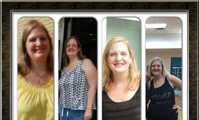 Weight Loss Before and After: Heather's Amazing 100 Pounds Weight Loss Journey