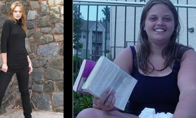 Teen Weight Loss Transformation: Lost over one hundred pounds at 14 years old