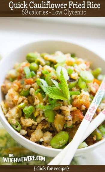More low glycemic recipes @ TheWeighWeWere.com