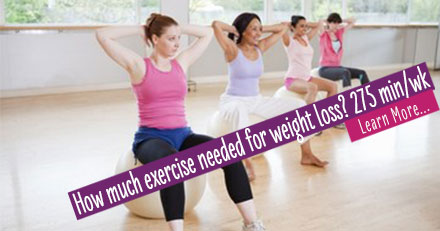 weight-loss exercise
