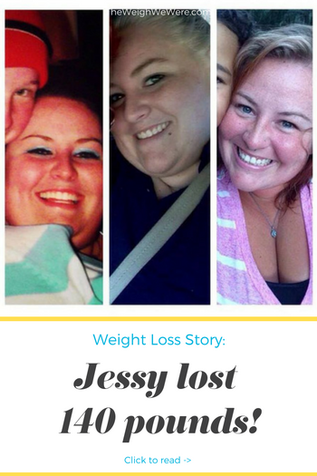 Jessy lost 140 pounds! See my before and after weight loss pictures, and read amazing weight loss success stories from real women and their best weight loss diet plans and programs. Motivation to lose weight with walking and inspiration from before and after weightloss pics and photos.