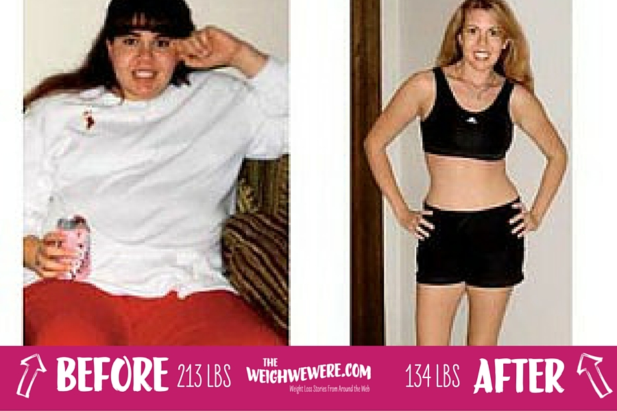 Jennifer lost 79 pounds! See my before and after weight loss pictures, and read amazing weight loss success stories from real women and their best weight loss diet plans and programs. Motivation to lose weight with walking and inspiration from before and after weightloss pics and photos.