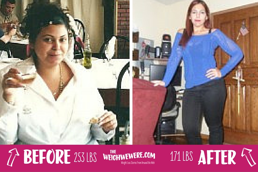 Martiza lost 99 pounds! See my before and after weight loss pictures, and read amazing weight loss success stories from real women and their best weight loss diet plans and programs. Motivation to lose weight with walking and inspiration from before and after weightloss pics and photos.