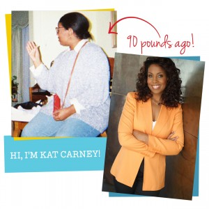 Kat Carney Weight Loss Nutrisystem