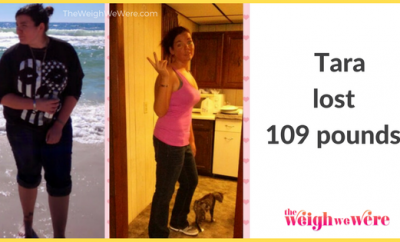 109 Pounds Lost:  Lifelong battle