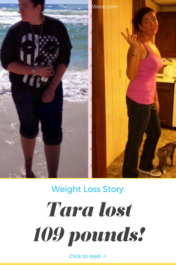 Tara Lost 109 Pounds