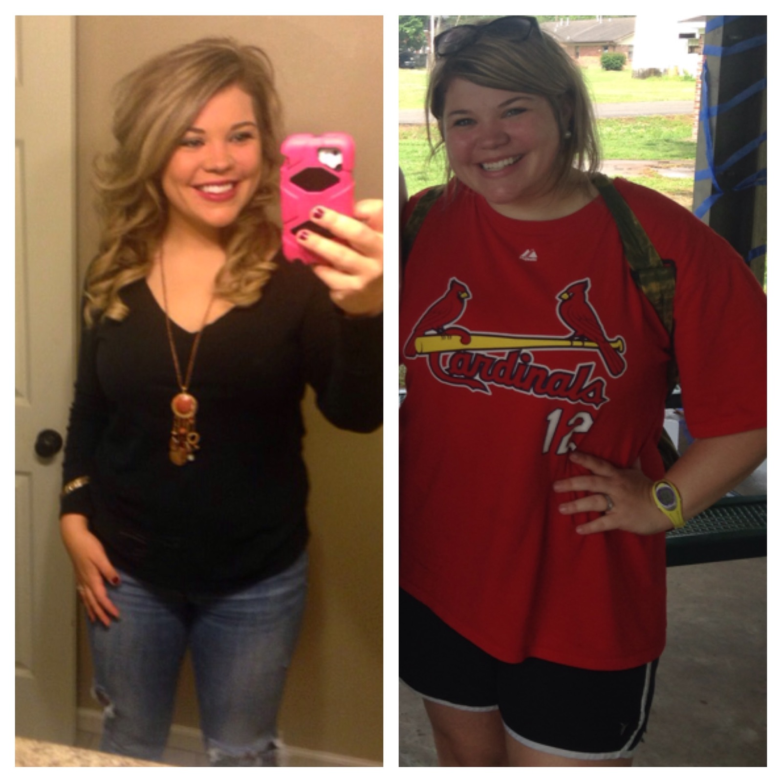 Lindsay lost 72 pounds! See my before and after weight loss pictures, and read amazing weight loss success stories from real women and their best weight loss diet plans and programs. Motivation to lose weight with walking and inspiration from before and after weightloss pics and photos.