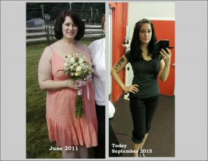 Erin lost 89 pounds! See my before and after weight loss pictures, and read amazing weight loss success stories from real women and their best weight loss diet plans and programs. Motivation to lose weight with walking and inspiration from before and after weightloss pics and photos.