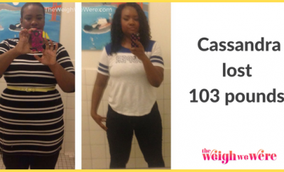 I Lost 103 Pounds: Cassandra Sheds The Weight And Learns To Live Life Like It's Golden