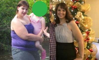 Weight Loss Success Stories: Stephanie Lost 99 Pounds And Found Her True Potential
