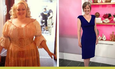 I Lost Weight: Broadway Actor Kate Chapman Lost 100 Pounds For A 'Dream Role'