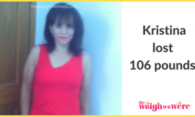 Kristina Lost 106 Pounds