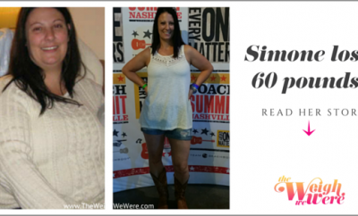 Weight Loss Success Stories: Simone Lost 60 Pounds Using Health And Fitness To Cope With Grief