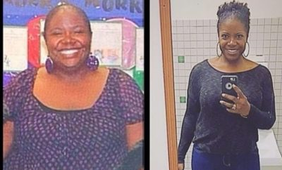 I Lost 100 Pounds: Tiffany Melted The Weight Away And Stopped Emotional Eating
