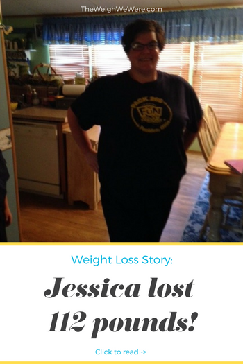 Jessica lost 112 pounds! See my before and after weight loss pictures, and read amazing weight loss success stories from real women and their best weight loss diet plans and programs. Motivation to lose weight with walking and inspiration from before and after weightloss pics and photos.