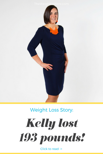 Kelly Lost 193 Pounds