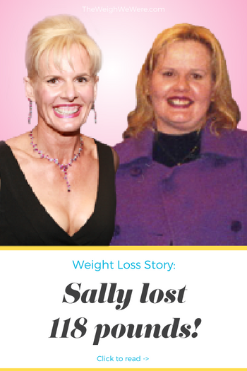 Sally Lost 118 Pounds