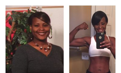 Before And After: Makita Lost 70 Pounds And Stopped The Never Ending Diet