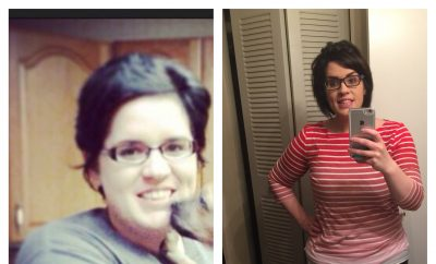 I Lost Weight With PCOS!  Alexandra's 75 Pound Weight Loss Success Story