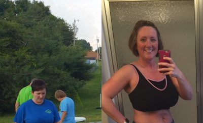 Weight Loss Before and After: Carol Shed 40 Pounds And Never Looked Back
