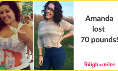 70 Pounds Lost: Do it for you!