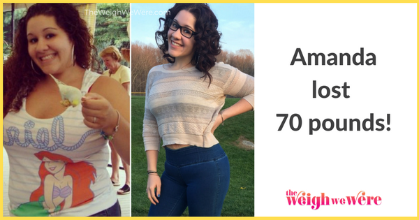 70 pound weight loss transformation stories