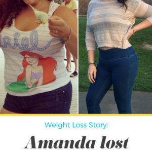 Amanda lost 70 pounds! See my before and after weight loss pictures, and read amazing weight loss success stories from real women and their best weight loss diet plans and programs. Motivation to lose weight with walking and inspiration from before and after weightloss pics and photos.