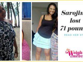 Sarojinee Lost 70 Pounds