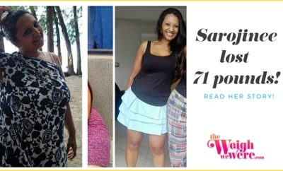 Weight Loss Success Stories: Sarojinee Sheds 71 Pounds By Getting Fit And Healthy
