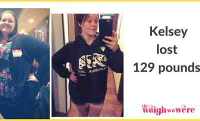 Weight Loss Success Stories: Kelsey Lost 129 Pounds And Changed Her Life Around