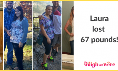 Laura Lost 67 Pounds