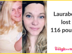 Laurabeth Lost 116 Pounds