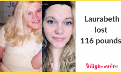 116 Pounds Lost: LauraBeth Loses The Weight With Healthy Eating