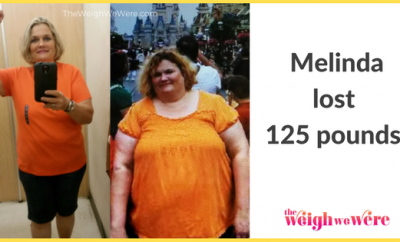 125 Pounds Lost: My turn