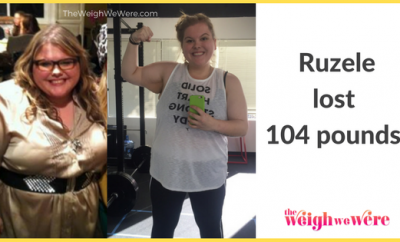 104 Pounds Lost: Ruzele Drops The Weight With A Plant Based Diet