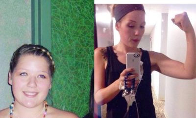 Finding My Passion – From a sad, broken girl to a Nutrition Consultant and CrossFittter!