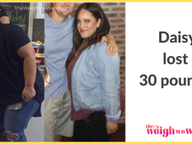 Daisy Lost 30 Pounds