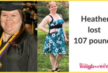 Heather Lost 107 Pounds