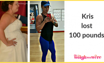 Real Weight Loss Success Stories: Kris Dropped 100 Pounds And Found Her Own True Self